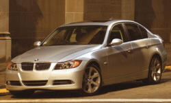 Coupe Models at TrueDelta: 2006 BMW 3-Series exterior