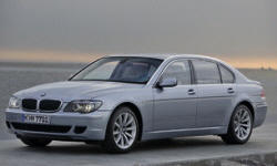 BMW Models at TrueDelta: 2008 BMW 7-Series exterior