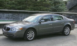 Buick Models at TrueDelta: 2007 Buick Lucerne exterior