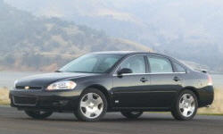 2009 Chevrolet Impala Repair Histories