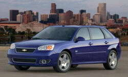 Hatch Models at TrueDelta: 2007 Chevrolet Malibu exterior