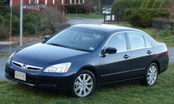 2007 Honda Accord body Problems: photograph by