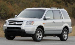 2003 - 2008 Honda Pilot Reliability by Generation