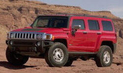 Hummer H3 Gas Mileage (MPG):