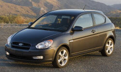 Hatch Models at TrueDelta: 2011 Hyundai Accent exterior