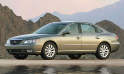 2006 Hyundai Azera Repair Histories