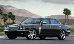 Jaguar Models at TrueDelta: 2007 Jaguar XJ exterior