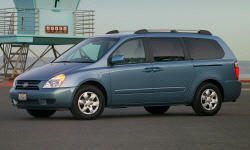 2006 Kia Sedona Repair Histories