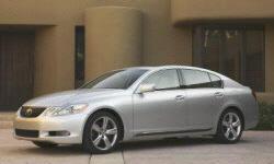 2006 Lexus GS Repairs and Problem Descriptions at TrueDelta