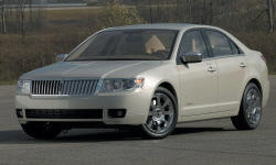 2006 Lincoln Zephyr Reliability by Generation