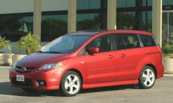 Mazda Mazda5 Gas Mileage (MPG):