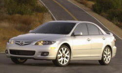 2003 - 2008 Mazda Mazda6 Reliability by Generation