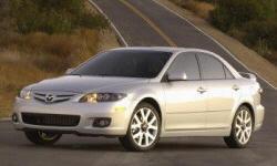 Mazda Mazda6 Specs