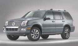 Mercury Mountaineer suspension Problems