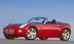 Hatch Models at TrueDelta: 2010 Pontiac Solstice exterior