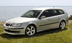Wagon Models at TrueDelta: 2007 Saab 9-3 exterior