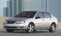 Coupe Models at TrueDelta: 2007 Saturn ION exterior