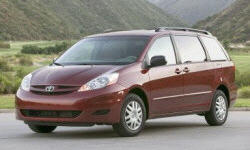 2004 - 2010 Toyota Sienna Reliability by Generation