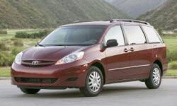 Toyota Sienna Specs