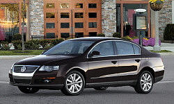 2006 - 2010 Volkswagen Passat Reliability by Generation