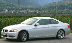 Coupe Models at TrueDelta: 2008 BMW 3-Series exterior