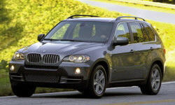 BMW Models at TrueDelta: 2010 BMW X5 exterior