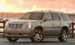 2008 Cadillac Escalade body Problems