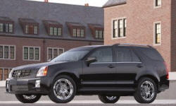 2007 Cadillac SRX Brakes and Traction Control Problems