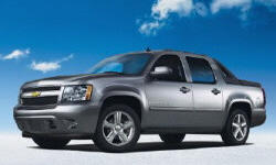 Chevrolet Avalanche MPG