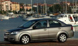 Chevrolet Aveo Reviews: Why (Not) This Car? at TrueDelta