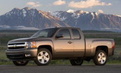 2007 - 2013 Chevrolet Silverado 1500 Reliability by Generation