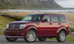 Dodge Models at TrueDelta: 2011 Dodge Nitro exterior