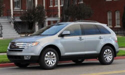 2007 - 2010 Ford Edge Reliability by Generation