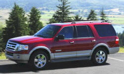 SUV Models at TrueDelta: 2014 Ford Expedition exterior