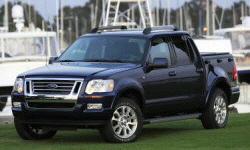 Ford Explorer Sport Trac Mpg