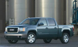 2007 - 2013 GMC Sierra 1500 Reliability by Generation