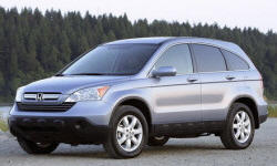 Honda Models at TrueDelta: 2009 Honda CR-V exterior