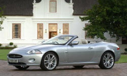 Convertible Models at TrueDelta: 2009 Jaguar XK exterior