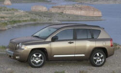 2008 Jeep Compass Repair Histories