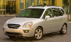 2007 Kia Rondo Repair Histories