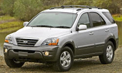 2007 Kia Sorento Repair Histories