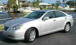 2007 Lexus ES electrical Problems: photograph by