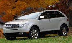 2008 Lincoln MKX Transmission and Drivetrain Problems