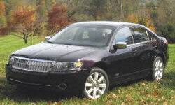 2007 - 2009 Lincoln MKZ Reliability by Generation