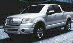 2007 - 2008 Lincoln Mark LT Reliability by Generation