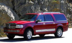 SUV Models at TrueDelta: 2014 Lincoln Navigator exterior