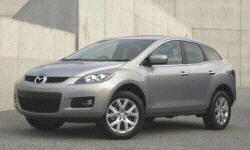 Mazda Models at TrueDelta: 2009 Mazda CX-7 exterior