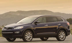 2007 - 2009 Mazda CX-9 Reliability by Generation