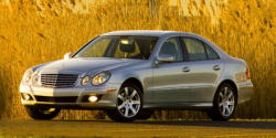 2007 - 2009 Mercedes-Benz E-Class Reliability by Generation