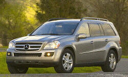 Mercedes-Benz Models at TrueDelta: 2009 Mercedes-Benz GL exterior